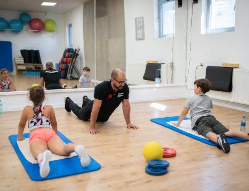 Antrenamente cu Copii la Sportify.ro