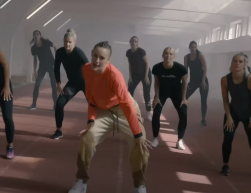 Kristina Liscevic și-a lansat primul single, iar Mireya Gonzalez a fost cea care a creat videoclipul. O parte din filmari au avut loc la Sportify.
